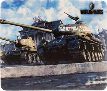 """Килимок тканинний прорез. """"World of tanks"""" X88 250х285х2мм"""