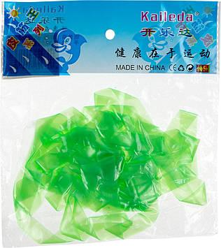 Гумка для стрибків,довжина 3,5 м,4 кольор.,у пакунку №CL1839(600) КІ