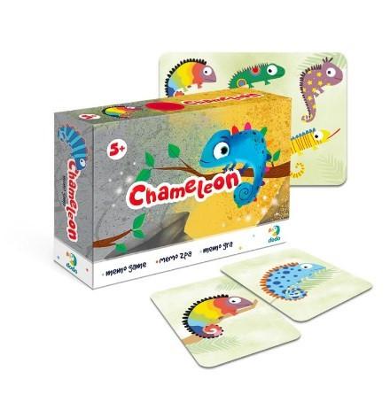 """Гра мемо з картками """"Хамелеон""""  №300200"""