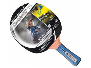 """Ракетка для настіл. тенісу """"Donic Waldner Line level"""" №800"""