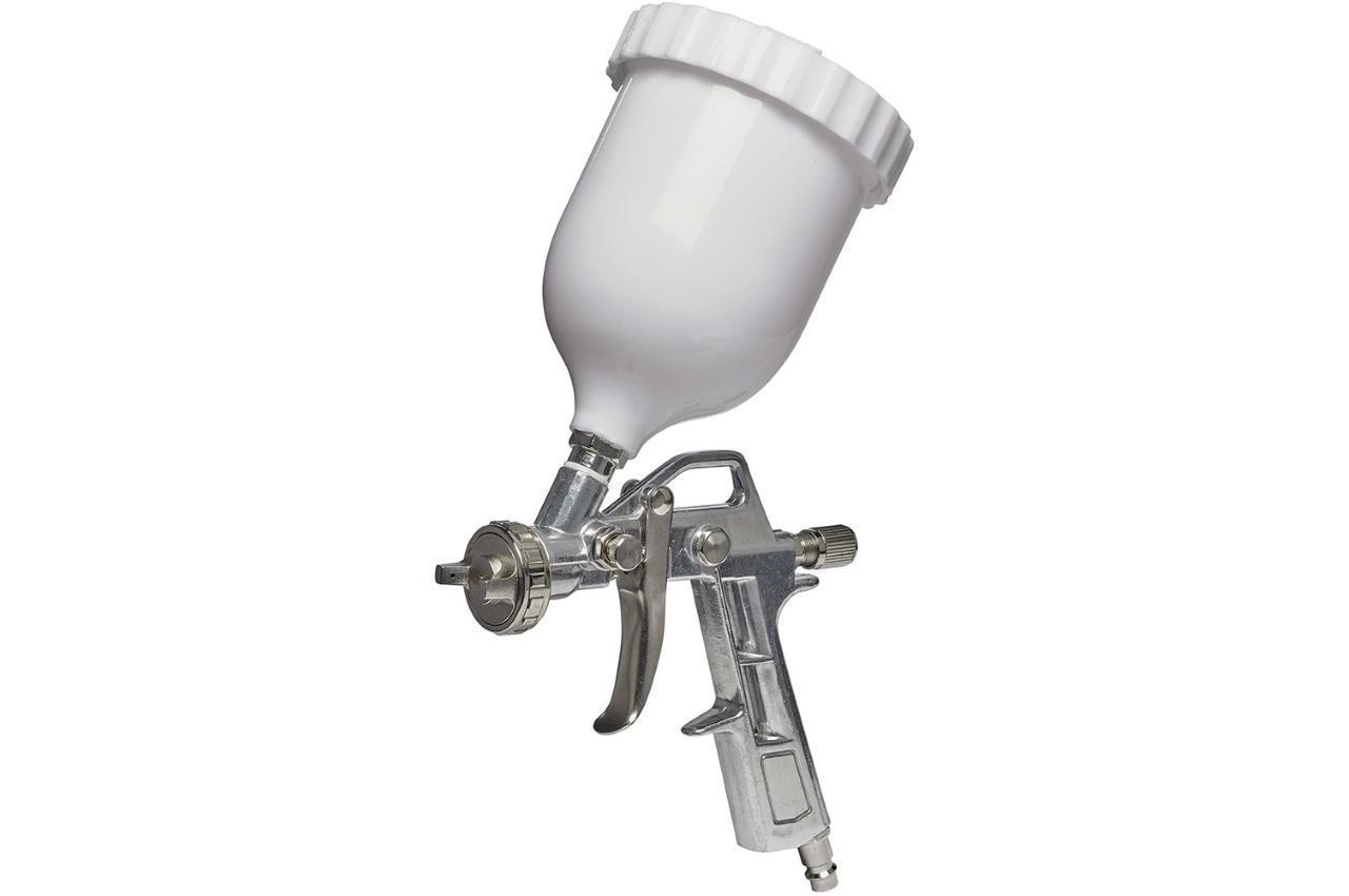Пневмопистолет лакокрасочный Einhell - верхний бак 600 мл х 1,4 мм (4133000)