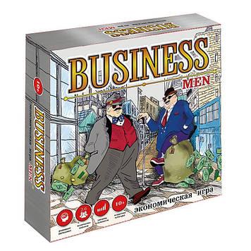 """Гра """"BusinessMen"""",укр.,в кор-ці,30x30x7см №30516 """"Strateg"""""""