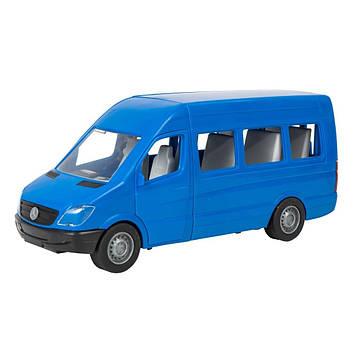 """Автомобіль """"Mersedes-Benz Sprinter"""" пасажирський,синій №39657/Тигрес/"""