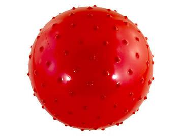 """М'яч масажний 5"""" 30г ПВХ,6 кольор.№MS0663(250)(550)"""
