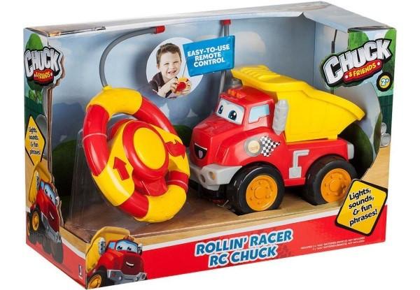 "Машина на радіокерув.""Jazwares.Chuck&Friends"",28х15х19см №92571(4) КІ"