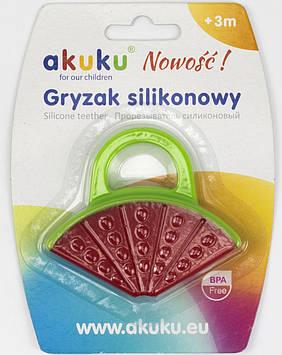 """Прорізувач для зубів водний Кавун """"Akuku"""" №A0301"""