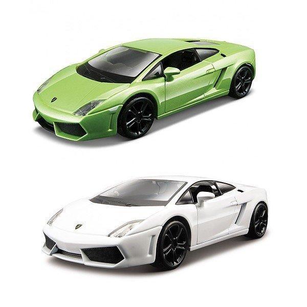 """Автомодель """"Bburago"""" Lamborghini Gallardo LP-560-4 (2008) (1:32) №18-43020/КіддіСвіт/"""