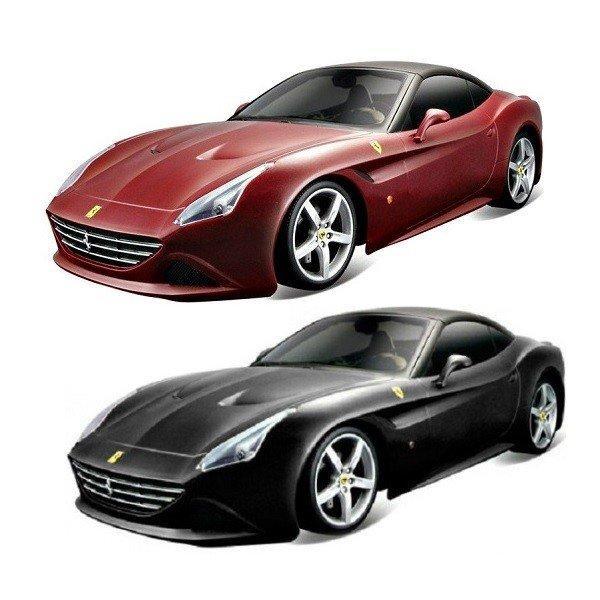 """Автомодель """"Bburago"""" Ferrari California T (1:24) в кор-ці №18-26002/КіддіСвіт/"""