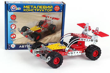 "Констр-р метал. ""Авто-Дакар"",""Технокомп"" №4920(10)"