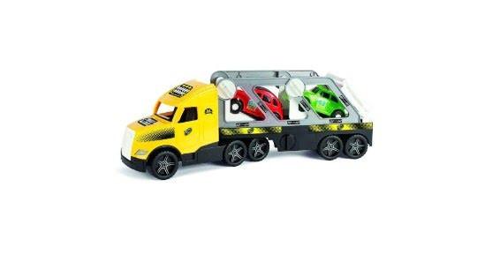 """Трек """"Magic Truck"""" з авто купе №36230/Тигрес/"""