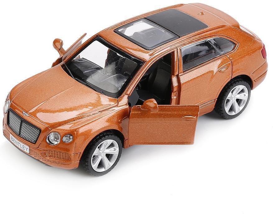 """Машина метал. """"Автопром"""" Bentley Bentayga відчин. двері,в кор-ці №67332(30)(60) КІ"""