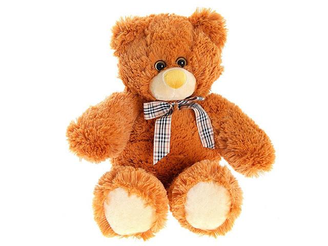 """М`яка ігр. """"Ведмідь Тедді"""" мал. №К015ТМ /Левеня/"""