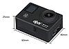 Екшн Камера А1 2 Екрана + пульт + 24 крепления, фото 3
