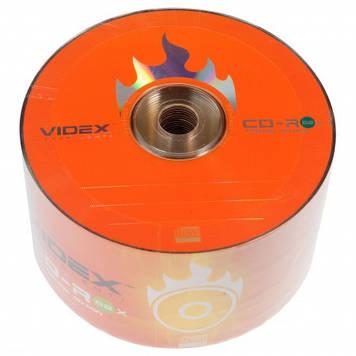 "CD-R ""Videx"" 52x 700mb bulk(50)"
