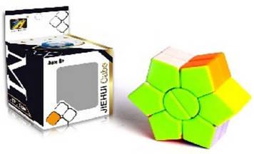 Кубик логіка,у кор-ці,7х4х9см №534(72)(144) КІ