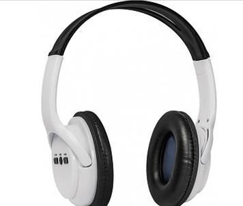 Навушники Defender Free Motion B520 white+bluetooth,мікрофон