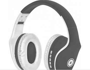 Навушники Defender Free Motion B525 grey/white+bluetooth,мікрофон