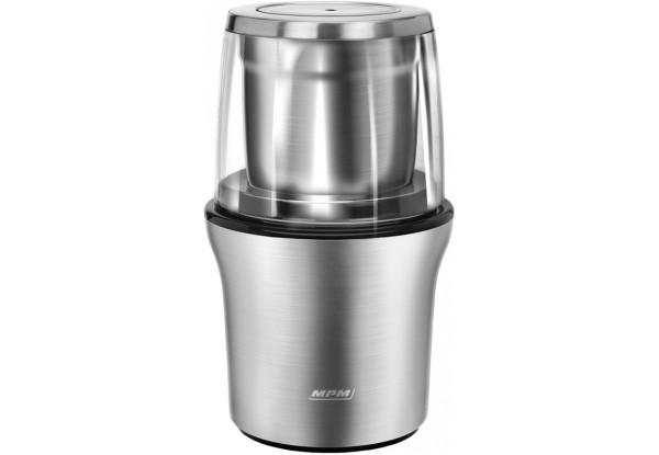 Кофемолка электрическая MPM MMK-06M Silver (F00113296)