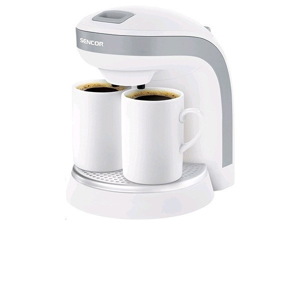 Капельная кофеварка Sencor SCE2001WH