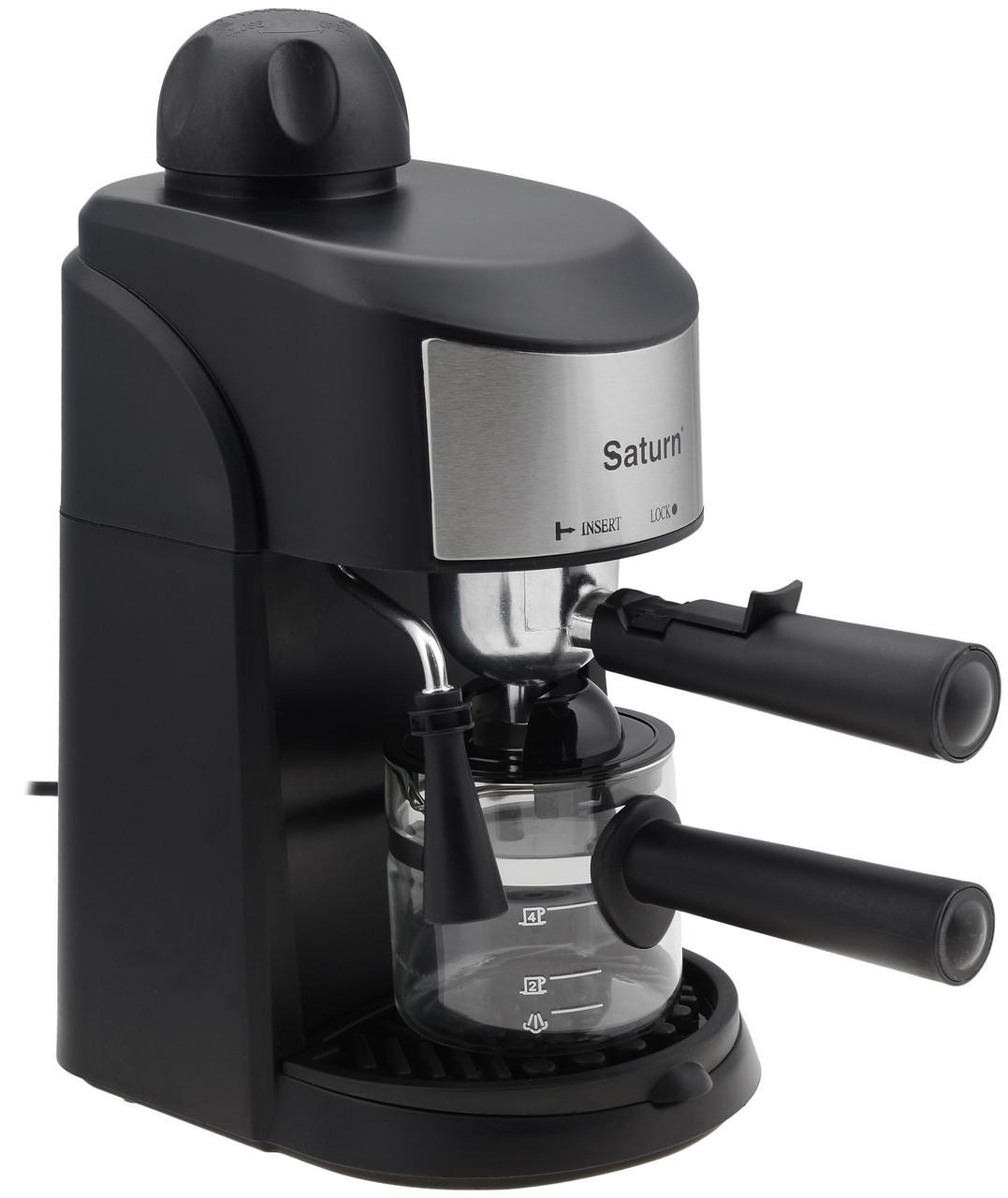 Кофеварка эспрессо Saturn ST-CM7053 (F00168656)