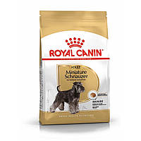 Корм Роял Канин Шнауцер Адалт Royal Canin Schnauzer adult породний для собак 500 г