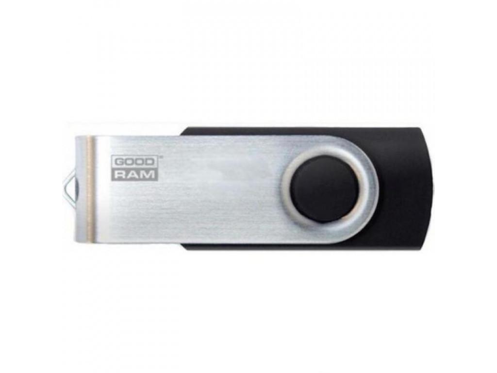 "Флеш-пам`ять 32GB ""Goodram UTS3"" USB3.0 Twister black/silver"