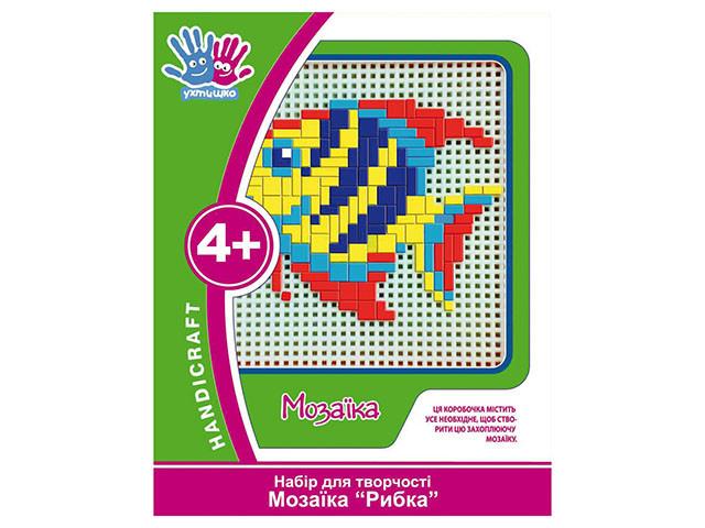 "Набір для творч.""1В"" 3D Мозаїка ""Рибка"" №951047(1)"