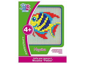 """Набір для творчість.""""1В"""" 3D Мозаїка """"Рибка"""" №951047(1)"""