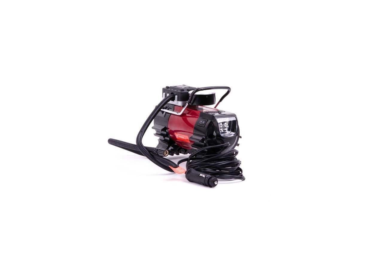 Миникомпрессор автомобильный Intertool - 12В x 7 bar x 20 л/мин (AC-0001)