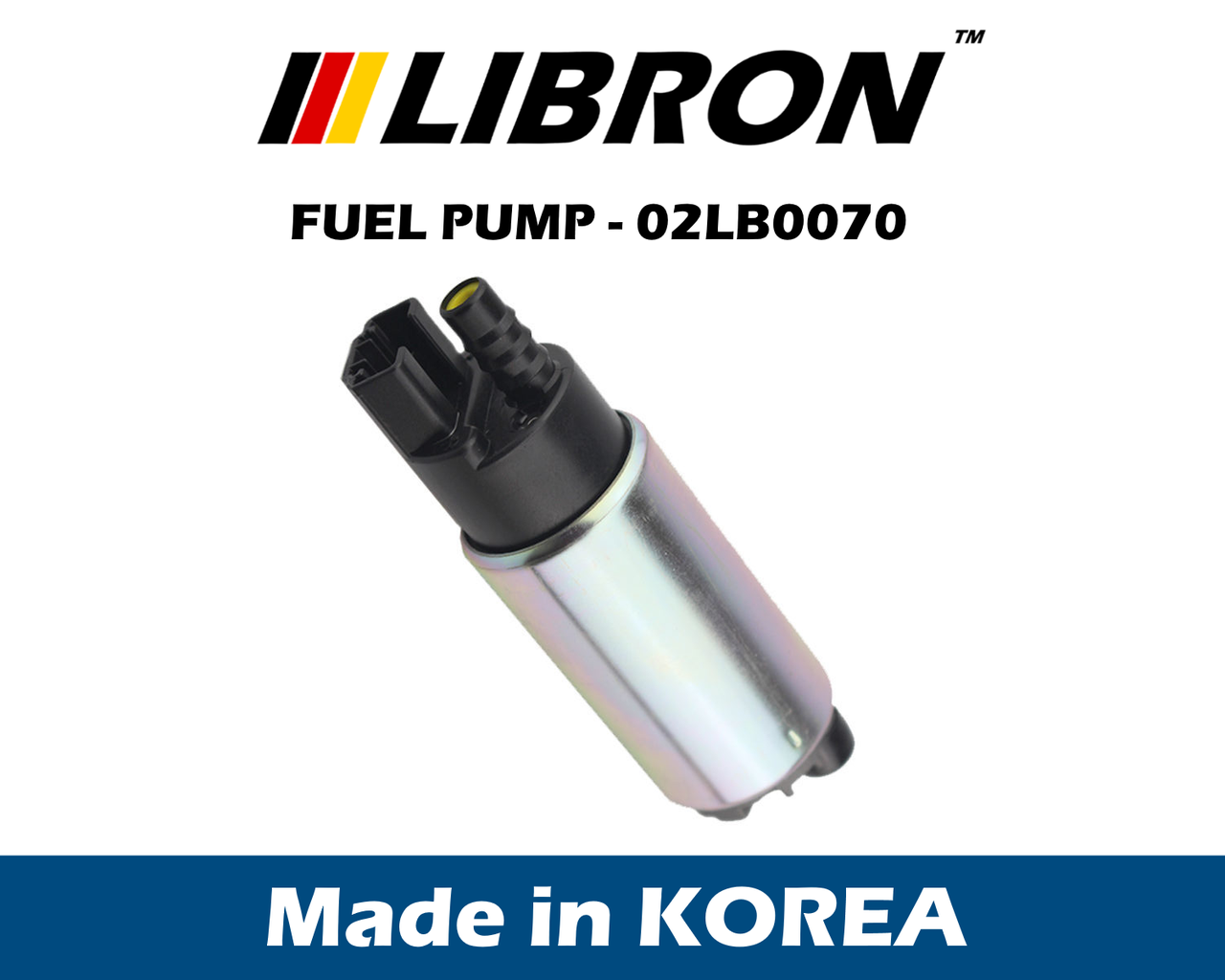 Топливный насос LIBRON 02LB0070 - MITSUBISHI SPACE RUNNER (1991-1999)