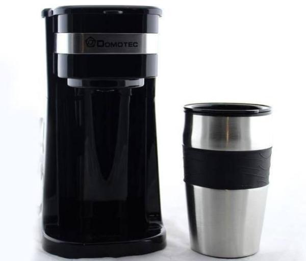 Кофеварка DOMOTEC MS-0709 Черный(tr1338i4601)