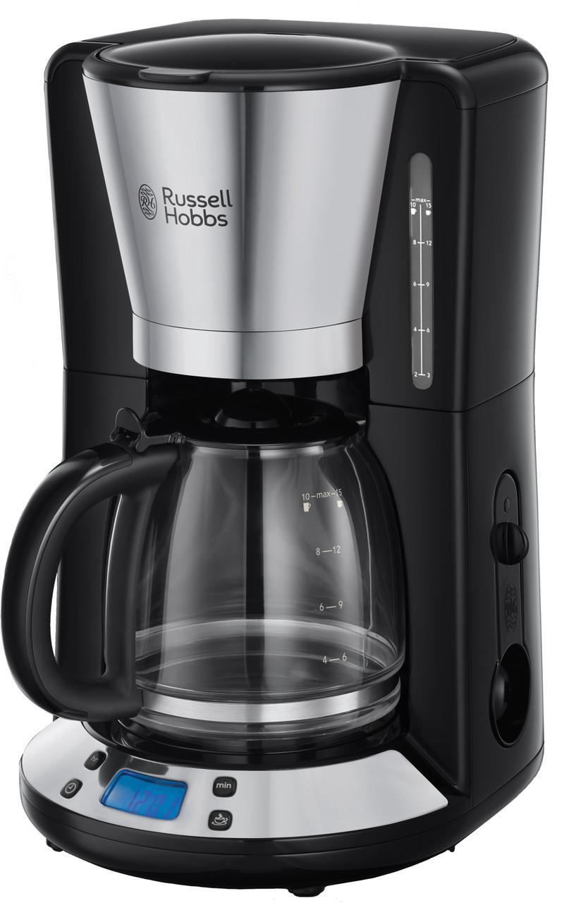 Капельная кофеварка Russell Hobbs 24030-56 Victory Черный с серебристым (F00176668)