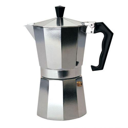 Гейзерная кофеварка A-plus CM-2082 Стальной (004872)