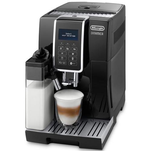 Кофеварка Delonghi ECAM350.55.B Черная (1900959)