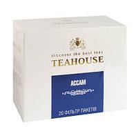Пакетований чай Teahouse Ассам 4 г х 20 (102073)