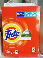 Стиральный порошок Tide Alpine Fresh 10кг