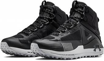 Ботинки мужские треккинговые чёрные Under Armour UA Verge 2.0 Mid GTX