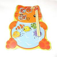 """Іграшка деревяна """"Рибалочка"""", мікс, Развивающая игрушка """"Рыбалочка"""", фото 3"""