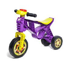 Мотоцикл Беговел Оріон 171F Фіолетовий