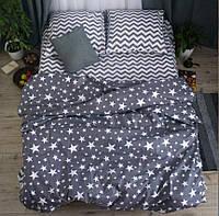 Качественное постельное белье семейка, звездочки