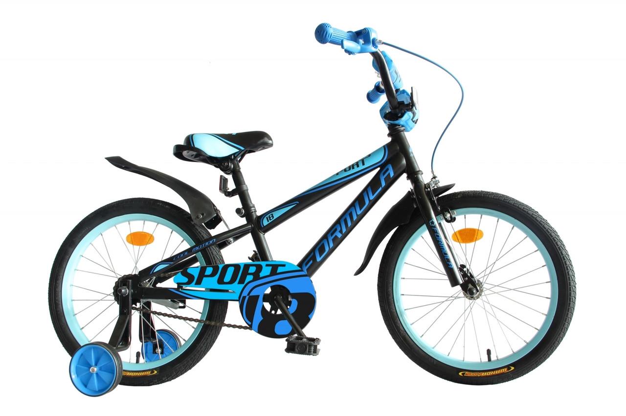 """Велосипед 18"""" Formula SPORT 2020"""