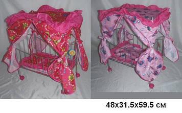 Детская кроватка для кукол MELOGO 9350