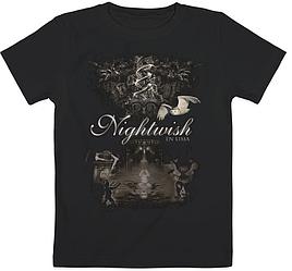 Детская футболка Nightwish - El Lima (чёрная)