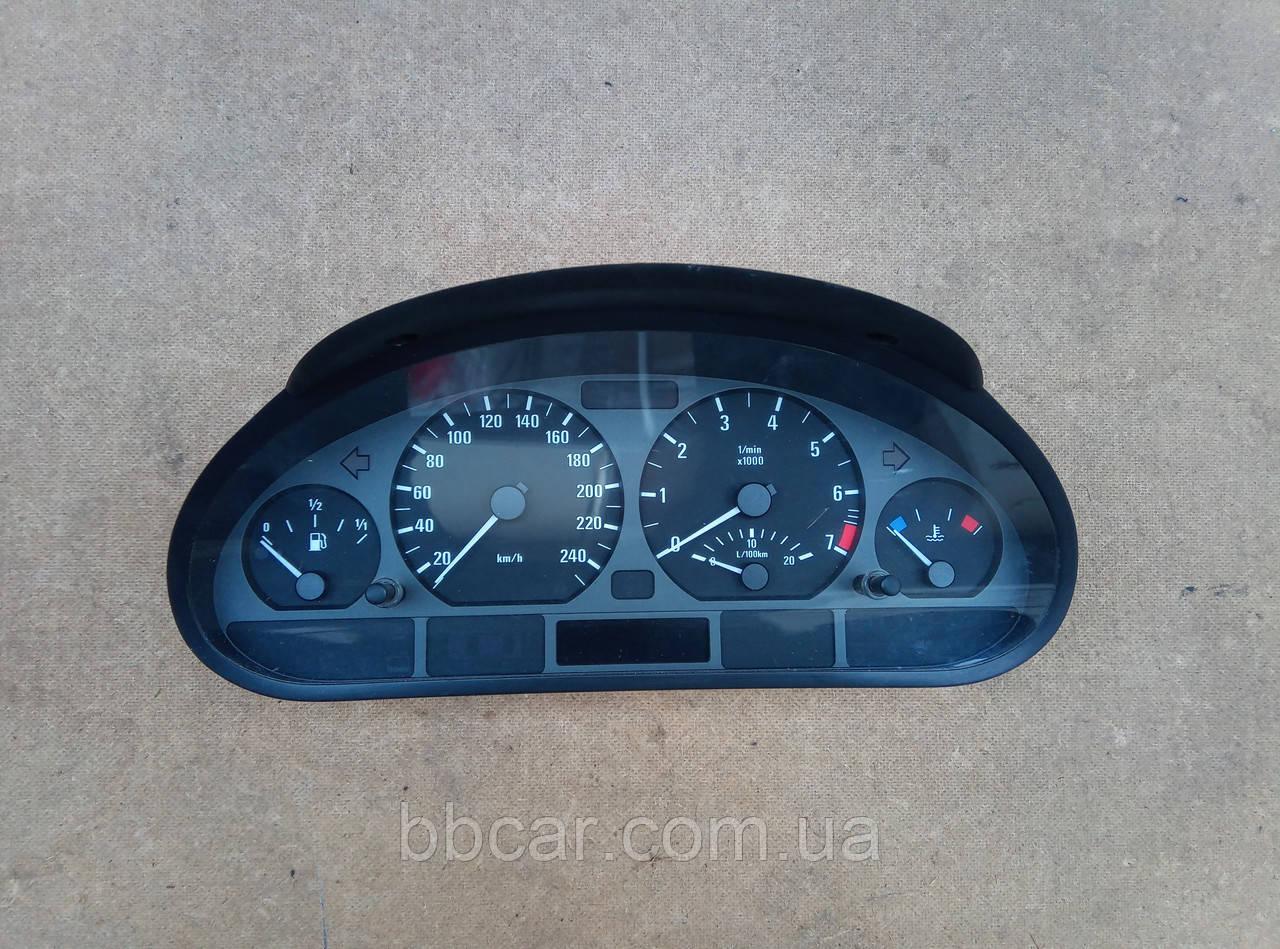 Щиток приборів BMW 3 E46 1998-2005 р. Bosch 0 263 639 296 , 6 985 643-01