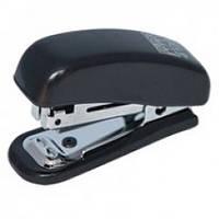 Степлер BUROMAX (скоба №10) 4125-01 10л. пластик черный (1/48)