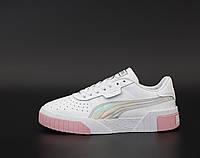 Жіночі кросівки Puma Cali Bold, Репліка, фото 1