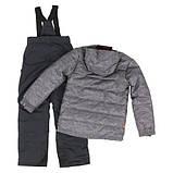 Зимний костюм для мальчика SNO F18M313 Deep Gray. Размеры 7 - 16 лет., фото 2