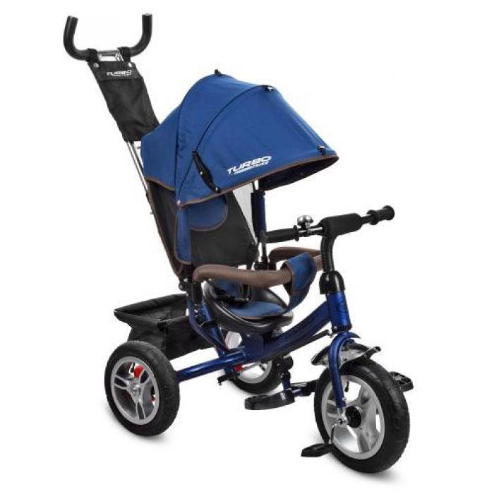 Велосипед трехколесный Bambi M 3113A-11 Синий