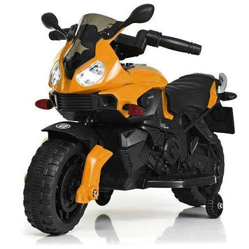 Мотоцикл Bambi M 4080L-7 Оранжевый