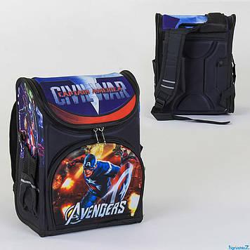 Рюкзак школьный каркасный C 36161